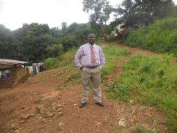 Pastor Nathaniel G komba